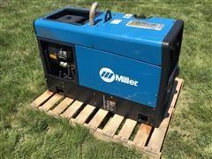 Miller Bobcat 225 AC/DC CC/CV Welder/10,000W Generator