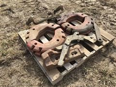Case IH Weights, Hitches & Adapter