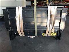 2014 Palfinger EDL-60, TPX Platform W/ Flip Liftgate