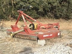 Brown 472 Rotary Cutter