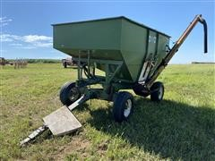 Huskee T10 Gravity Wagon