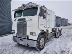 1988 Freightliner FLA86 T/A Cabover Truck Tractor