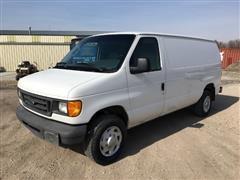 2003 Ford E250 Econoline Full Size Service Van