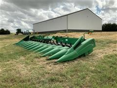 2004 John Deere 1293 12 Row Corn Head