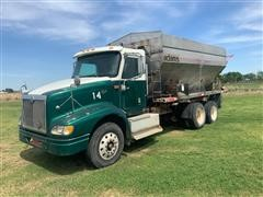 2001 International 9200 Eagle T/A Tender Truck