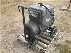 Hobart Simplified Arc Welder 300 Amp Arc Welder On Wheels