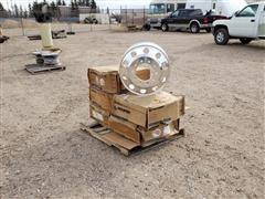 Accuride Aluminum Wheels