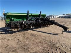 Great Plains 2000 Solid Stand Drill With Coulter Cart