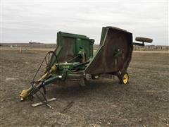 John Deere 1518 Bat Wing Mower