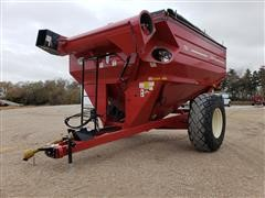 2011 J&M 750-18 Grain Cart