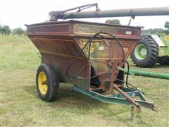 Grain-O-Vator Self-Unloading Wagon