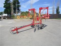 2007 Tonutti Eagle Wheel Rake