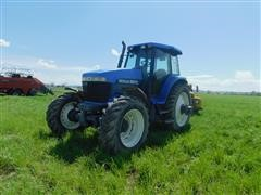 2000 New Holland 8670 MFWD Tractor