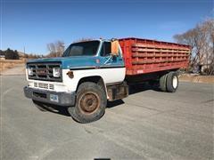 1975 GMC 6500 Grain Truck