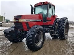 1994 Case IH 7250 MFWD Tractor