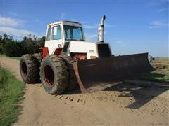 1976 J I Case 2670 4WD Tractor
