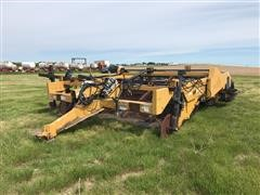 Double L 832 4 Row Potato Windrower