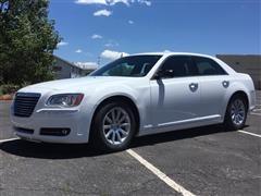 2013 Chrysler 300C 4 Door Sedan