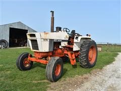 1975 Case 1175 2WD Tractor