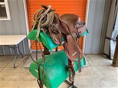 Veach Riding Saddle