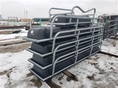 Behlen Galvanized Feed Bunks W/Poly Liner