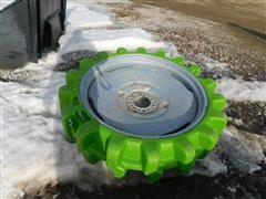 Rhino Gator Plastic Center Pivot Tire & Rim