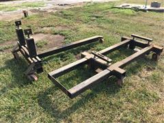 Tractor Splitting Stands