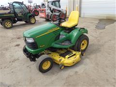 "2005 John Deere X495 AWS Lawn Tractor W/62"" Deck"