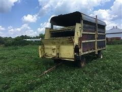 Paypack 14 Silage Wagon