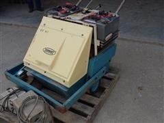 Tennant 186E Battery Powered Broom Sweep