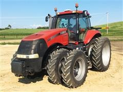 2011 Case IH 340 Magnum MFWD Tractor