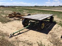 Pull Type Hay Wagon