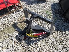 2017 Tree/Post Puller Skid Steer Attachment