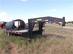 2011 Neal Chemical Tender Trailer