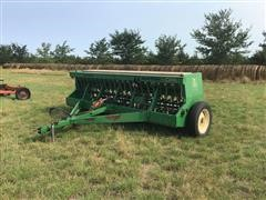 1985 Great Plains Solid Stand 13 Double Disk Drill