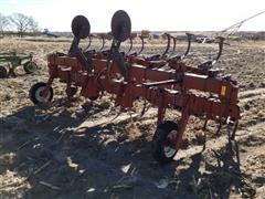 International 183 8 Row Cultivator