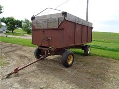 Stan-hoist Harvest Wagon