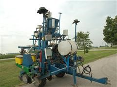 1998 Almaco TP II Pull Type Test Plot Planter