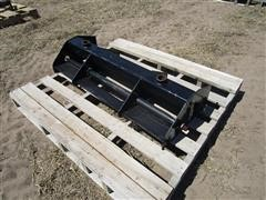 Mahindra KBSSSFDS Skid Steer Front Double Spear