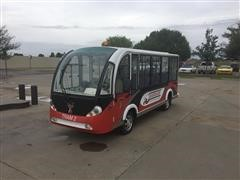 Unspecified EG6158KF03 Battery Powered Tram