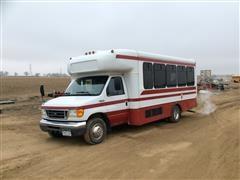 2005 Ford E450 Passenger Bus