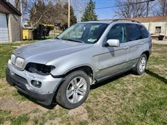 2004 BMW X5 SUV