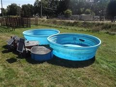 Plastic Water Tanks, Mineral Feeders, Solar Fencers