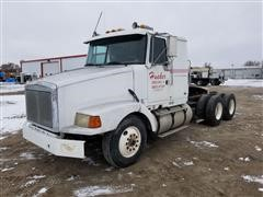 1991 White/GMC/Volvo T/A Truck Tractor