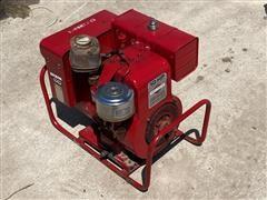 Winco FD405BH-FE/F Fire Fighter Generator