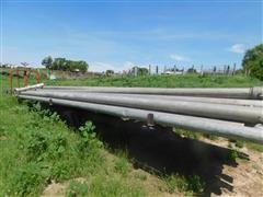 Hastings Rainbird Sprinkler & Mainline Pipe