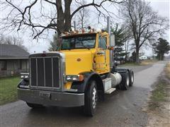 2002 Peterbilt 379 T/A Truck Tractor W/wet Kit