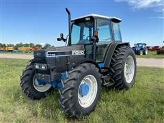 1995 Ford 7740 MFWD Tractor