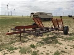 Donahue Self Propelled Swather Transport Trailer