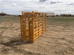 Sioux Steel Livestock Chute